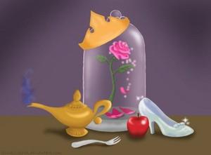디즈니 Princess stuff