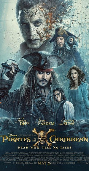 Disney's Pirates Of The Caribbean 5: Dead Men Tell No Tales Review