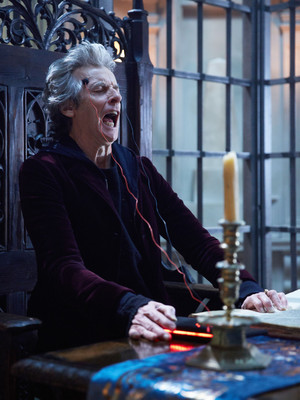 Doctor Who - Episode 10.06 - Extremis - Promo Pics