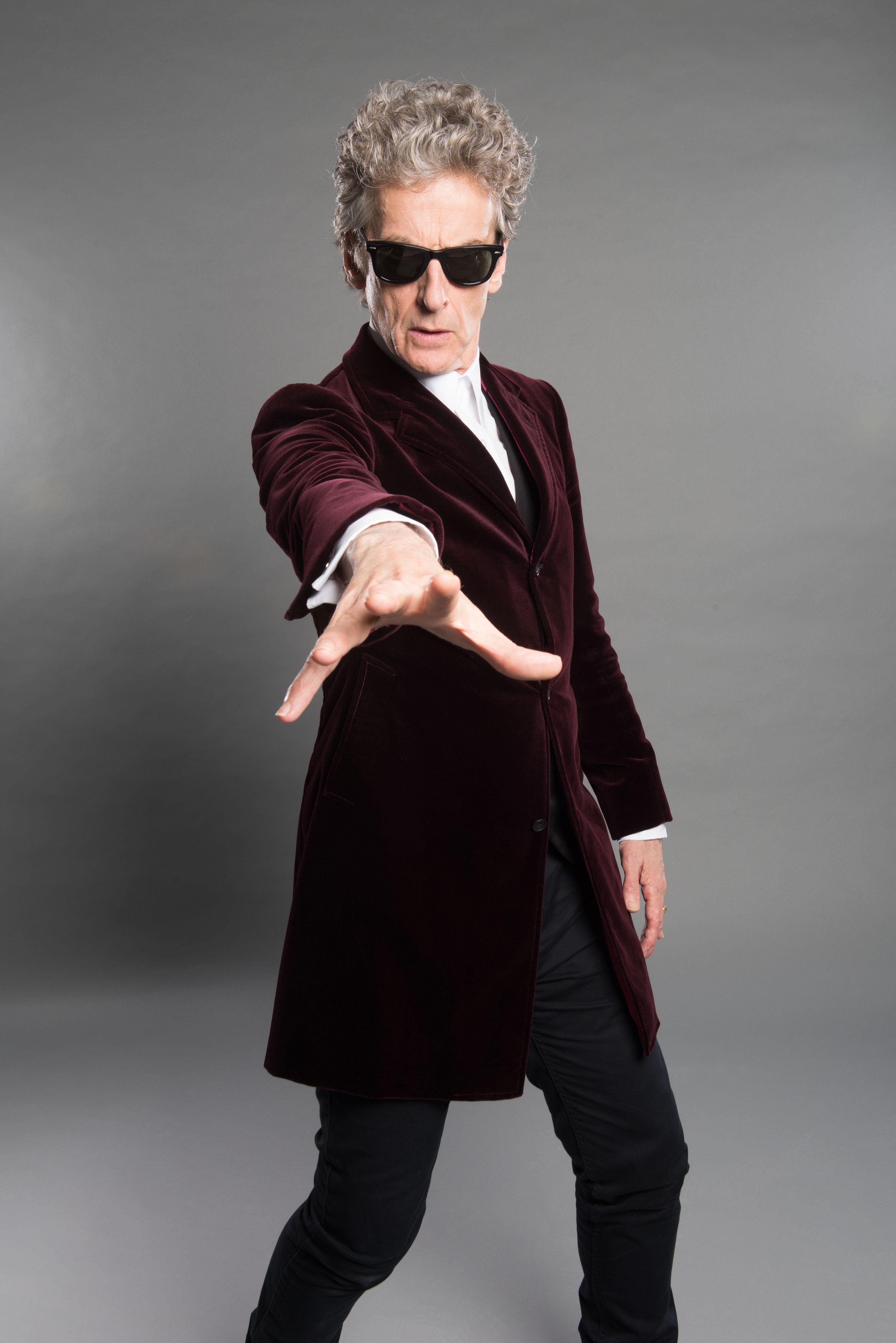 Doctor Who - Episode 10.06 - Extremis - Promo Pics