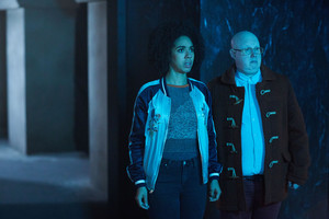Doctor Who - Episode 10.07 - The Pyramid at the End of the World - Promo Pics