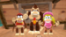 Donkey, Diddy, and Dixie Kong MMD.