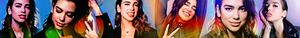 Dua Lipa: Suggestion banner 1