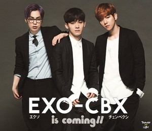 EXO-CBX for Vivi Magazine