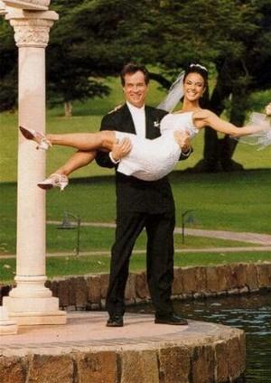 Eva LaRue & John Callahan