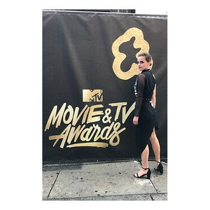 Emma Watson at MTV Movie Awards
