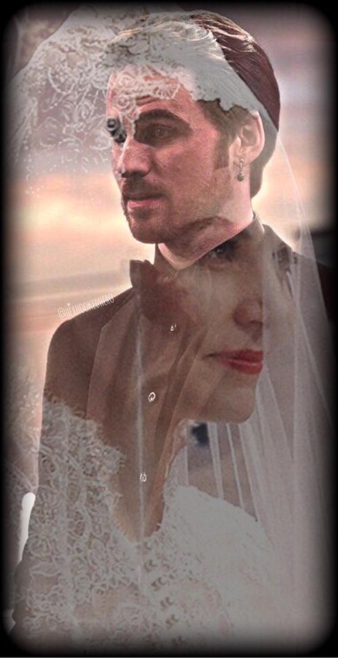 Emma and Killian Jones