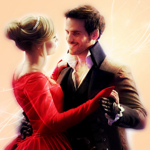 Emma and Killian,Once Upon A Time
