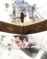 Emma and Killian's wedding - captain-swan-emma-and-killian fan art
