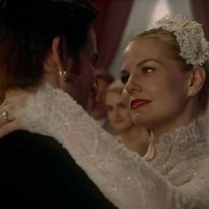 Emma and Killian's wedding