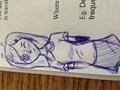 Emmas new design doodle - total-drama-island-fancharacters photo