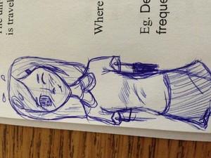 Emmas new design doodle