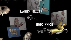Eric Price as Paddy and Mooch