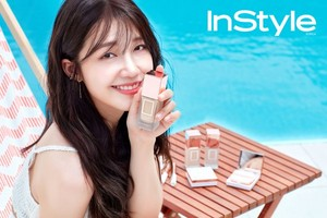 Eunji for InStyle Magazine June 2017 Issue