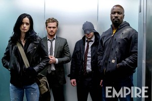 Exclusive New Loook at The Defenders