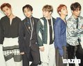 F.T. Island discuss their June comeback with 'Dazed'! - ft-island photo