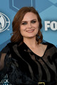 FOX 2016 Upfront Arrivals  - emily-deschanel photo
