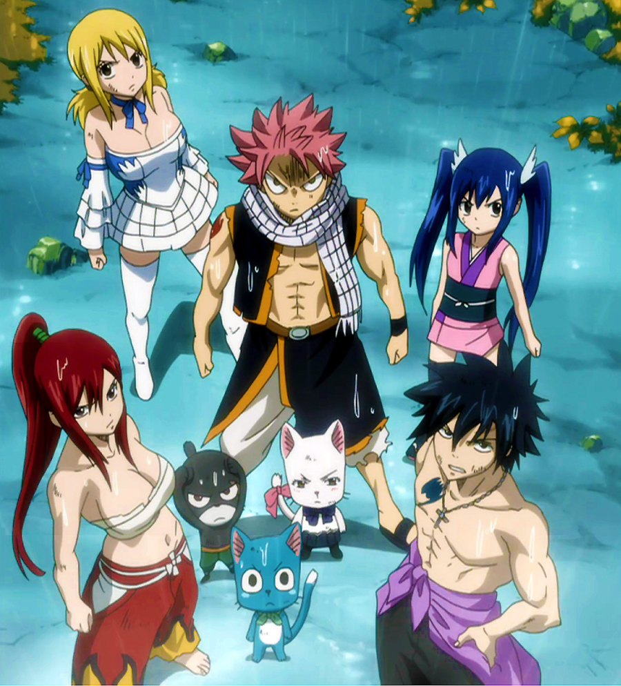 Fairy Tail Guild Images HD Wallpaper And Background Photos