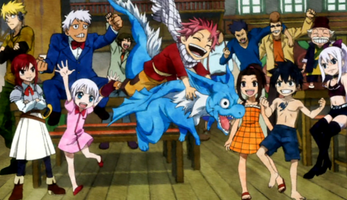 Fairy Tail Guild wallpaper called Fairy Tail