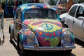 Flower Power VW Bug