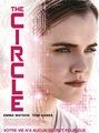 French poster of Emma Watson's 'The Circle'  - emma-watson photo