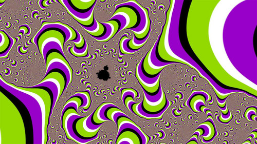 Illusions wallpaper titled Funky Illusion