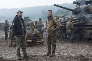 Fury (2014) Behind the Scenes