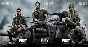 Fury (2014) Poster