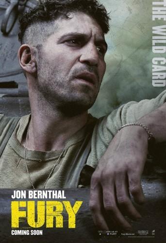 War filmes wallpaper titled Fury (2014) Poster