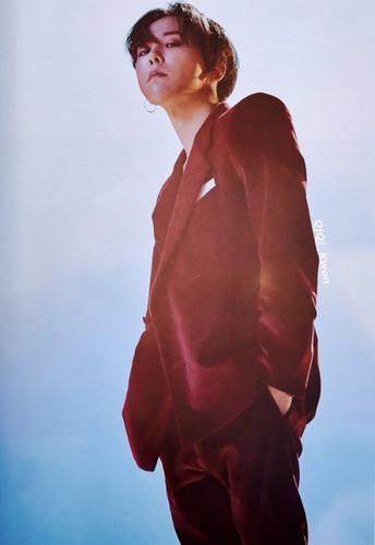 G-Dragon wallpaper called G-Dragon Kwon Ji Yong USB Album Photos