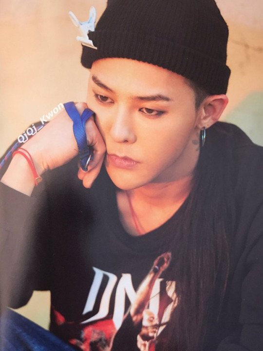 G-Dragon Kwon Ji Yong USB Album Fotos