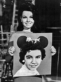 Former Mouseketeer,  Annette Funcicello - disney photo