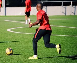 Gabriel Kunda Jr Atletico Madrid B
