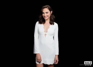 Gal Gadot - AOL Build Speaker Series Photoshoot - 2017