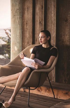 Gal Gadot - Erroca Eyewear Photoshoot - 2017