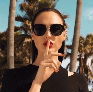 Gal Gadot - Erroca Eyewear Photoshoot - 2017