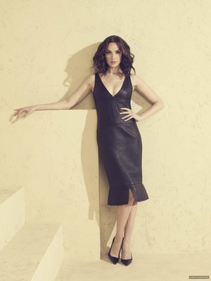 Gal Gadot - Glamour Spain Photoshoot - 2017