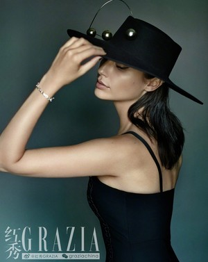 Gal Gadot - Grazia China Photoshoot - 2017