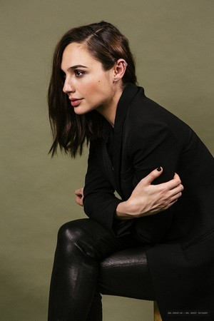 Gal Gadot - New York Times Photoshoot - 2017