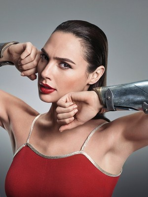 Gal Gadot - Time Magazine Photoshoot - 2016