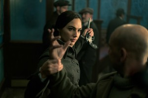 Gal Gadot as Diana Prince in Wonder Woman (2017)