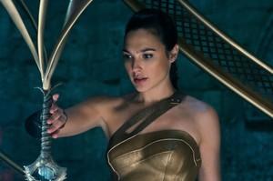 Gal Gadot as Diana Prince in Wonder Woman (2017)