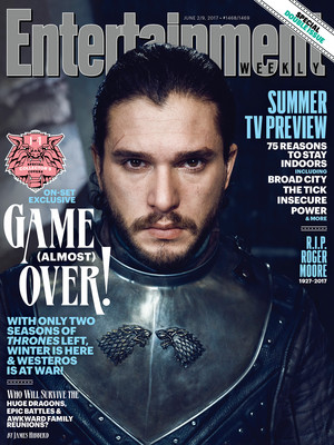 Game of Thrones - Season 7 - EW Cover
