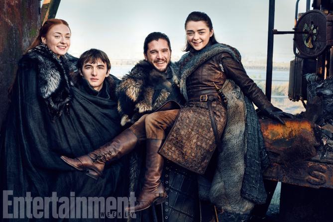 Game of Thrones - Season 7 - EW