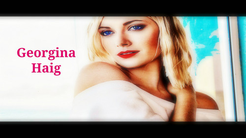 Georgina Haig wallpaper entitled Georgina Haig wallpaper