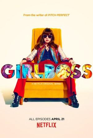 Girlboss Season 1 Poster