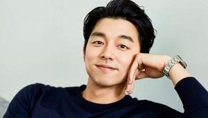 Gong Yoo smile