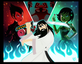 Good Change - samurai-jack fan art