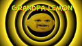Grandpa Lemon wallpaper