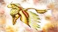 Gryphon - fantasy fan art